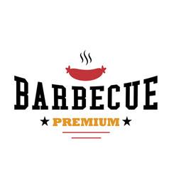 bbq barbecue premium image vector image