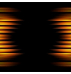 Conceptual dark orange stripes background vector