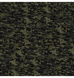 Green camouflage vector image vector image