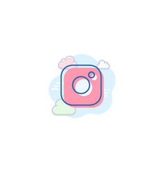 Instagram vector
