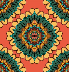 Mandala Patterned Background vector