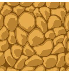 sand stone seamless vector image