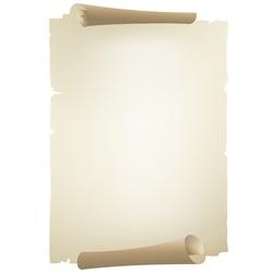 old paper banner backgroundEPS10 vector image vector image