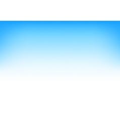 Blue Sky Copyspace Background vector image