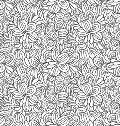 Decorative abstract pattern vector