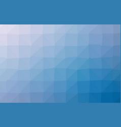 dark blue blurry triangle background design vector image