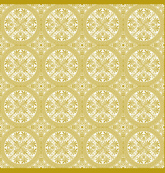 Seamless ethnic pattern in ethnic greek style vector