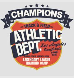 California t-shirt graphics sport wear typography vector