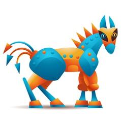 Trojan Horse vector image vector image