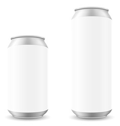 Can of beer 05 vector