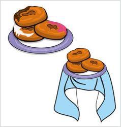 Donuts vector