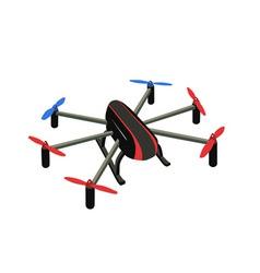 Hexacopter vector