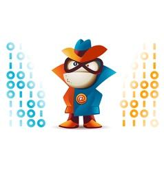 Spyware vector image vector image
