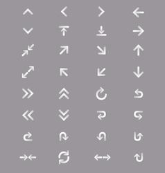 Arrows vector