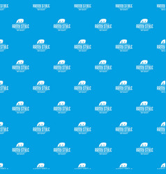 Army style pattern seamless blue vector