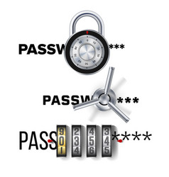 cipher concept software encryption cipher vector image