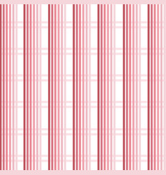 Peach and pink vertical stripes background vector