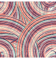 Abstract Striped Seamless Pattern vector