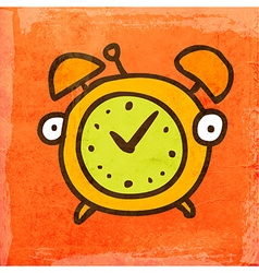 Alarm Clock Cartoon vector