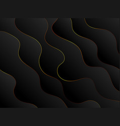 geometric background liquid flow fluid vector image