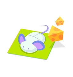 Icon mouse vector