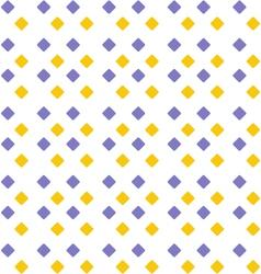 Seamless GeometricTexture Colorful Kid Pattern vector image