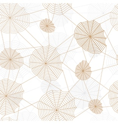 Spider retro web network vector