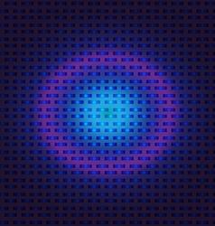 Techno digital background vector image