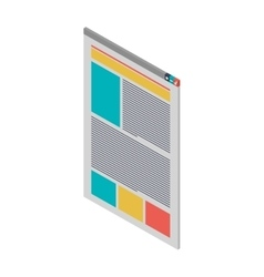 Window with rows and columns vector