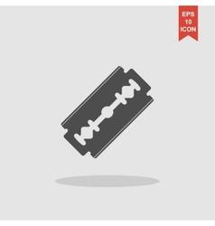 Blade razor icon vector image