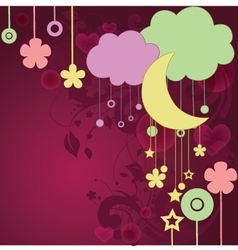 Dream Background vector