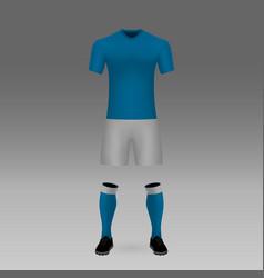 Football kit vector