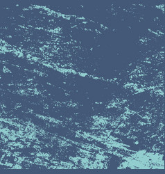 blue grunge texture vector image