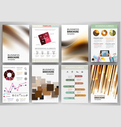 brown and beige backgrounds and abstract concept vector image