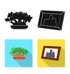Dreams and night logo vector