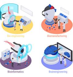 Future technology compositions set vector