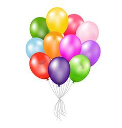 balloon vector image