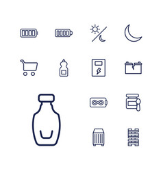 Full icons vector