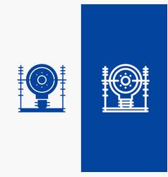 Define energy engineering generation power line vector