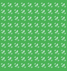 Seamless background pattern top 10 vector