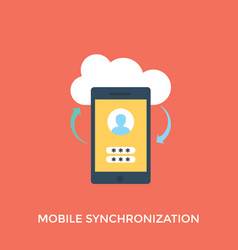 Mobile synchronization vector