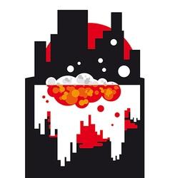 Alchimia city vector