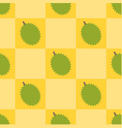 Durian seamless pattern for use as wrapping paper vector