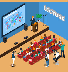 Lecture isometric composition vector