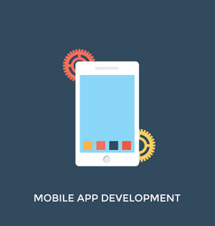 Android App Development Mobile Vector Images (45)