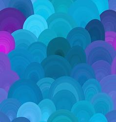seamless pattern Colorful mosaic backdrop seamless vector image vector image
