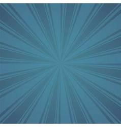 dark blue color burst background vector image vector image