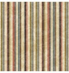 Vintage Lines Pattern Background vector image