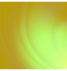 Abstract Green Orange Wave Background vector