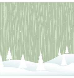 Winter - christmas vector